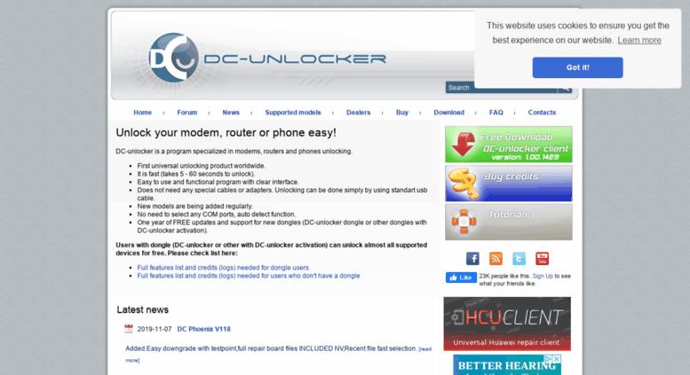 DC Unlocker