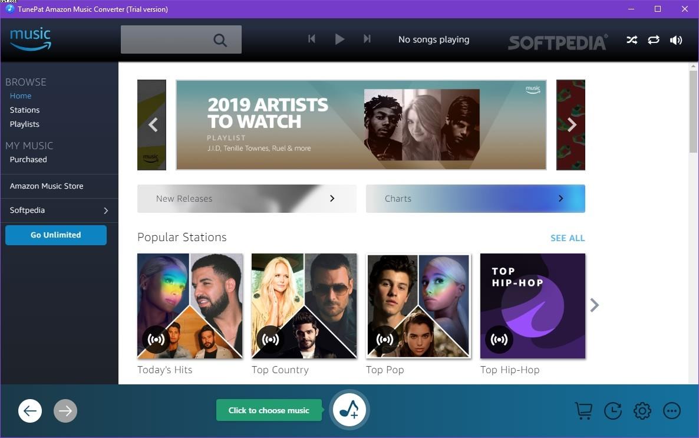 TunePat-Amazon-Music-Converter-Crack