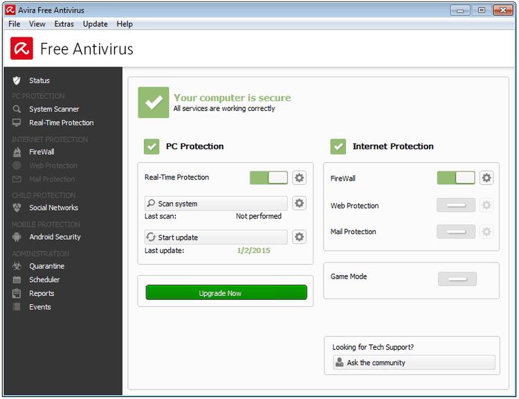 Avira Antivirus Pro Activation Code 2021 with Crack [Latest 2021]