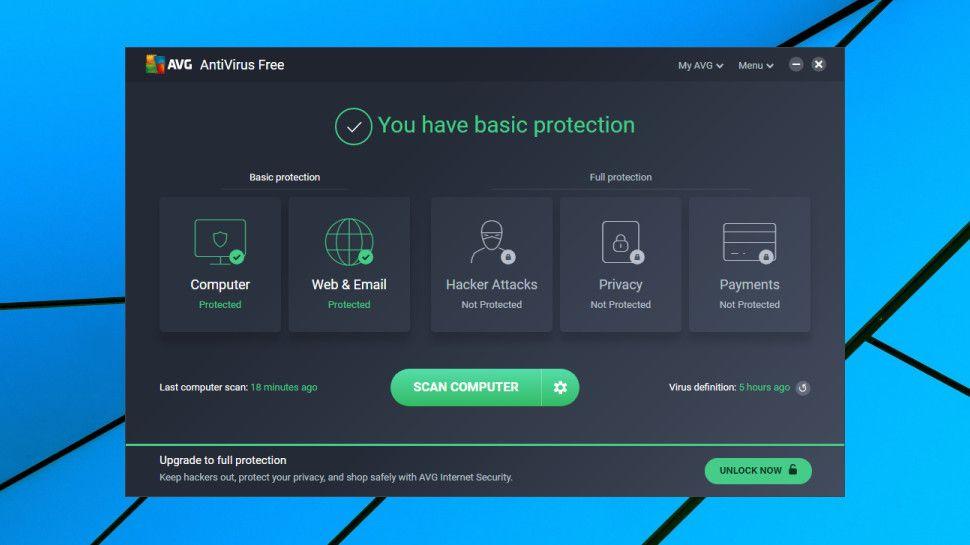 AVG AntiVirus Pro Crack Main Features: