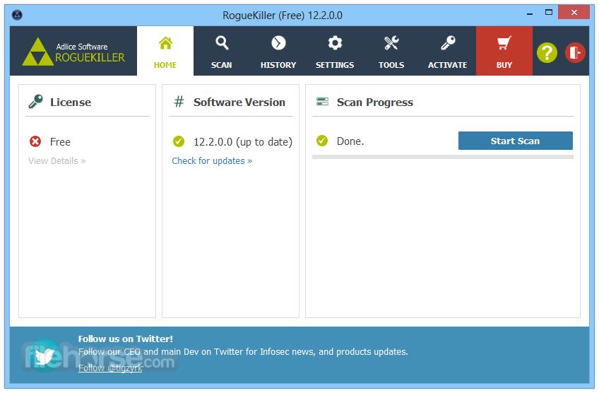 RogueKiller 2021 Crack Free Download
